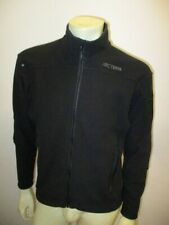 Arc'teryx Men's Black Twill Polartec Jacket Made in Canda Size SMALL