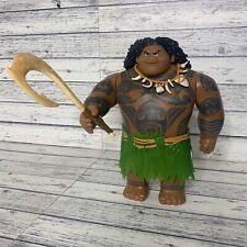 Maui - from Moana - Hasbro 2015 Disney Figure / Toy 27cm Doll with Hook