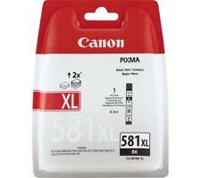 Canon Original CL-581XL Black Ink Cartridge - High Capacity (2052C001) TR8550