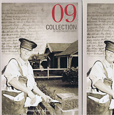 2009 Australia Post Deluxe Collection Yearbook Album with all Stamps