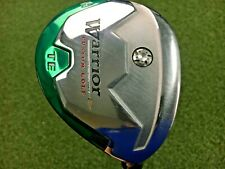 Warrior Golf Tomahawk Edge 5 Wood  / RH / Stiff Graphite / Cover / NICE / mm9827