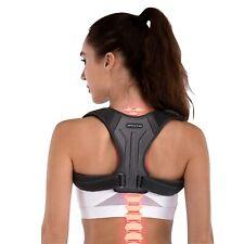 PREMIUM Posture Corrector Orthopedic Back Support Brace Neck Pain Relief USA