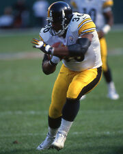 2000 Pittsburgh Steelers JEROME BETTIS Glossy 8x10 Photo Football Print Poster