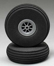 "Dubro 300SL Super Lite Wheels 3"" (2)"