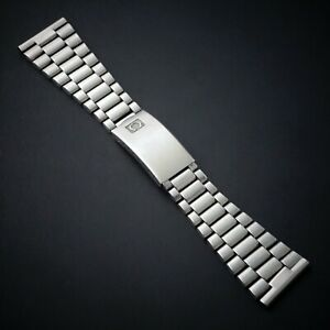 Omega 1162 Stainless Steel Watch Bracelet Ploprof, Speedmaster, 24mm, XLNT! NR!