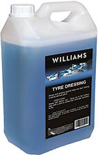 Williams Racing WIL0023 Tyre Dressing 5 Liter