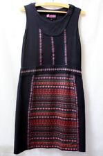 Petite robe noire imprimé bohème Missing Johnny t. 36 / 38