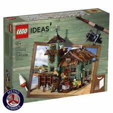 Lego Ideas Old Fishing Store LEG-21310 Brand New