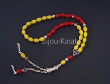 Galatasaray Tesbih 33er Gebetskette Perlenkette Türkische Fußball Mannschaft Fan