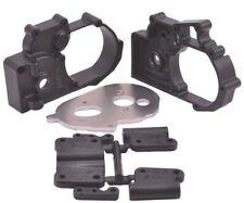 Traxxas Slash/Stampede/Rustler/Bandit Black Hybrid Gearbox Housing RPM73612