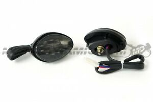 Honda CBR500R CBR500 CBR 500 Flush Mount LED Front Turn Signals 2013 - 2015