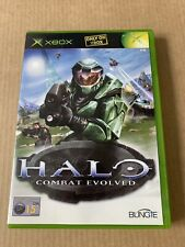 Halo Combat Evolved Xbox Game UK PAL **Very good Condition/nearly New**
