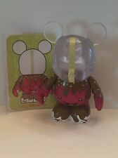 NEW DISNEY VINYLMATION CUTESTERS TOO SERIES 2 CHASER RED CANDY APPLE W/CARD