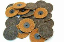 """New listing (20pc) 3"""" Quick-Change Surface Condition Discs (Type R) () Coarse"""