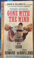 David O. Selznick's Gone With The Wind by Margaret Mitchell Paperback 1961 #9501