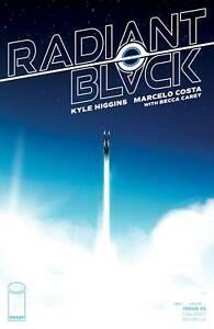 RADIANT BLACK #1 CVR B FERIGATO & COSTA (10/02/2021)