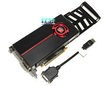 ATI Radeon HD5770 1GB Graphics double data rate 5 HDMI DUAL DVI PCI E Scheda video grafica di gioco DELL