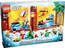 Lego City Adventskalender Weihnachtskalender 2018 NEU