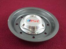 MSR Wheels Gray / Silver Custom Wheel Center Cap (1)