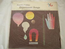 DOROTHY COLLINS EXPERIMENT Songs LP- MR 0316-Record