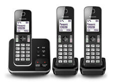 New Panasonic - KX-TGD323ALB - Digital Cordless Phone System