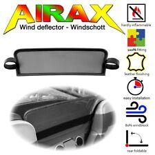 AIRAX Netzwindschott schwarz Mazda MX-5 NC ab 2005-2015