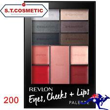 Revlon Eyes Cheeks and Lips Palette 200 Seductive Smokies RRP $34.95