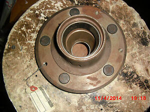 1949-51 Lincoln NOS Front Hub Assy-8L-1102-A