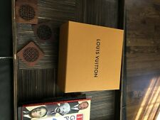 Louis Vuitton Gift Box And Ribbon 10 X 10 X 5