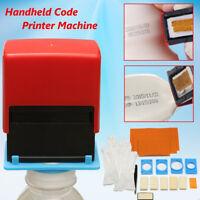 Mini Manuell Handgehalten Drucker Code Werkzeug Codierung Datum Nummer Maschine