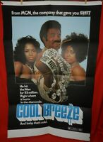 1 Vintage One Sheet Movie Poster for Cool Breeze, 1972, Thalmus Rasulala