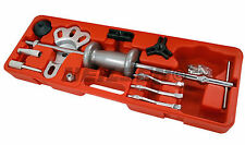 16 Pc Slide Hammer / Dent Panel Puller Set Ideal for pulling hubs axles bearings