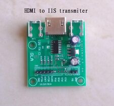 IIS / I2S Long Range Transmission Interface by HDMI (Input and Output Modules)