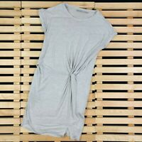 Womens Dress Allsaints Grey Size S Small