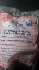 1994 MCDONALDS CABBAGE PATCH KIDS ABIGAIL LYNN TOY SEALED