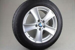 4x BMW Winterräder Styling 209 BMW X5 E70 255/55 R18 109H ALUFELGEN 6770200 TOP