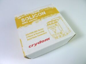 Crydom Solid State Relay SSR VAC AC Out 3-Phase & Reversing DIN DRC-3 (RRP:£145)