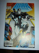 Lot of 6 War Machine,#3 vf,6 vf-,9 fn,12 fn/vf,18 vf&20 fn/vf,Iron Man