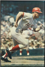Original 1960's Pete Rose Sports Illustrated Poster USED  SI0066
