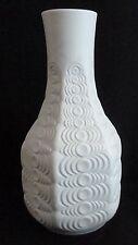 Vase von Seltmann Weiden, Pop-Art. 70er Jahre. Biskuitporzellan. ca. 21cm hoch