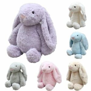 Bunny Soft Plush Toy Rabbit Stuffed Animal Baby Kids Best Easter Gifts 25/40CM