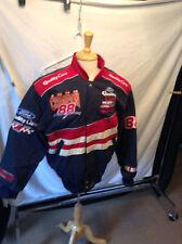 JH Design Dale Jarrett 1999 Winston Cup Champion Jacket Size S - Ford #88