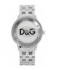 DGNP DW0145 D&G Dolce & Gabbana Unisex Stainless Steel Bracelet Watch