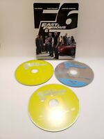 Fast and Furious 6 * Blu-Ray Steelbook Target Exclusive with DVD