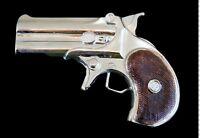 WESTERN REVOLVER HANDGUNS GUNS COOL BELT BUCKLE BOUCLE DE CEINTURE
