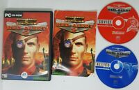 COMMAND & CONQUER RED ALERT 2 PC CD-ROM Windows 95 98 XP VGC FAST FREE POST