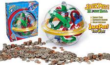 JackPot Money Ball Coin Game Maze Brain Teaser Gift Challege Mind Stimulate Easy