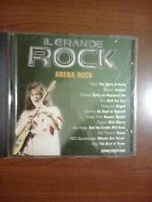 IL GRANDE ROCK - ARENA ROCK - (EDIZIONE DE AGOSTINI)  -  CD
