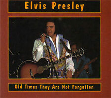 Elvis presley-Old times they are not Forgotten CD package numérique