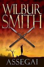 Assegai, Wilbur Smith, Excellent Book